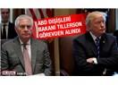 Tillerson'ın Defterini Düren Trump mı Yoksa Afrin Harekatı mı?