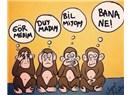 Maymun Dört Oldu