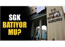 SGK'nın Bütçesi Yok mu, Masraflarını Duayla mı Karşılıyor; Açığı Hiç Kapanmıyor da