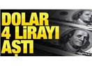 Dolar Yükseliyor da Türk Lirasının Değeri mi Düşüyor Doların Değeri mi Artıyor Belli Değil