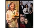 Türkiye'nin İlk ve Tek  Emmy Ödülü Kazanan Kadın Yönetmeni Hilal Saral Hollywood Yolcusu