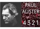 Paul Auster'ın Olasılık Sarmalı: 4 3 2 1