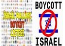 İsrail'i Boykot!
