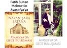 """""""Bismillah – Allah – Allah – Bismillah."""" Fatih'in Ayasofya'ya Girişi - Ayasofya'da Gece Buluşması"""