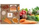A Vitaminin Önemi / Hangi Besinlerde Bulunur
