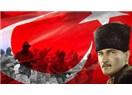 """""""...O, Kurtuluş Savaşımızın 'Gazi'si... Milletimizin 'Mustafa Kemal'i... Cumhuriyetimizin 'Atatürk'ü"""