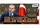 Suriyelilere 30 Milyar Dolar Harcanmış, Ortada Böyle Bir Paranın Harcandığını Gösteren Durum Yok