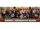 Aydın  Gazeteciler  Cemiyetinin   Basın Ödülleri   Sahipleriyle  Buluştu