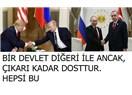 Amerika Türkiye'ye Karşı Ne Yapmak İstiyor? Türkiye'yi Neden Rusya'ya Yakınlaştırıyor! (1)