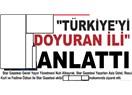 """""""Türkiye'yi Doyuran İl"""" mi, Yoksa """"Yerinde Tepinen İl"""" mi...?"""