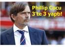 Phillip Cocu  3'te 3 yaptı
