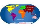Bütün Kıtaların İsimleri (A) Harfiyle Başlar, (A) Harfiyle Biter
