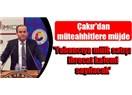 Sn. Cumhurbaşkanı Recep Tayyip Erdoğan'ın İlgisine