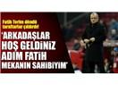 Fatih Terim'in Galatasaray'ı