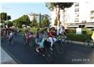 Didimli Süslü Kadınların Bisikletli Farkındalık Eylemi...