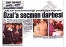 ANAP'ın Çöküşü Yerel Seçimlerle Başlamıştı…