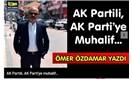 AK Partili, AK Parti'ye Muhalif..