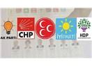 AKP Dört Partiye Karşı ya Bu Durum Onu Haksız Olsa Bile Haklı Gibi Gösteriyor Olabilir