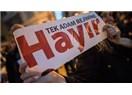 Protesto İçin Sokağa Çıksan Sadece İzinsiz Yürüyüşten Suçlanmıyor FETÖ'cü Ya da PKK'lı da Oluyorsun