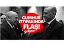 AKP MHP'nin Oyuyla 24 Haziranı Kazandı Şimdi de Yine MHP'nin Oyuyla Belediye Seçimlerini Kazanacak