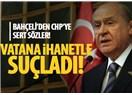 Bahçeli'nin CHP'ye Yönelik İhanet İması Güldürüyor