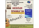 Hececi Şairlerin İstanbul Buluşması