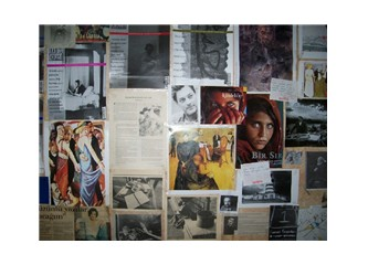 Duvarımdaki resimler