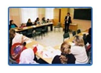 Beşikten mezara kadar eğitim Türkiye' nin neresinde