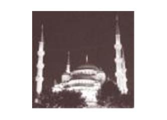 Ramazan ayında Eyüp Sultan 'da bir sabah namazı