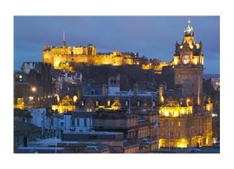Ne güzel yerdin sen Edinburgh
