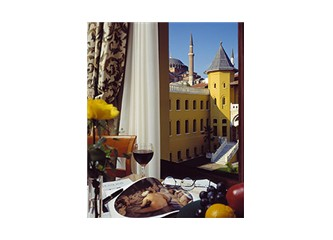 Sultanahmet dört mevsim oteli