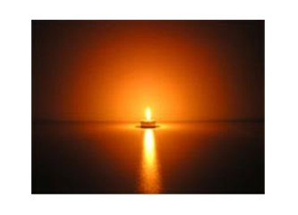 Mum ışığı aşkları