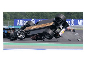 F1 aerodinamiği