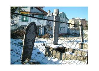 Sayıları azalan mezar taşları