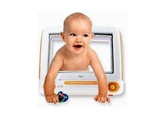 Blog bebeğim kırk günlük...