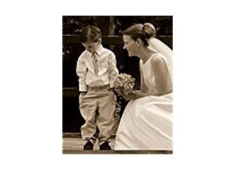 Çocuğu olan biriyle evlilik sorun yaratır mı?