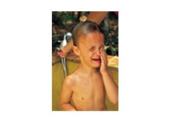 Çocuklar neden banyo yapmayı sevmezler?