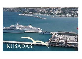 Bir liman kenti, Kuşadası...