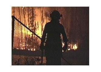 Orman yangın ihbar alo 177
