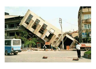 Dep' me bizi hazır değiliz!... deprem önlemleri
