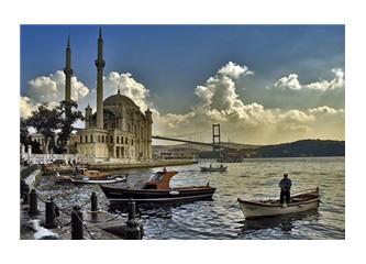 İstanbul mu güzel, sen mi güzelsin...