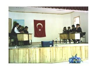 Liseler arası münazara yarışması
