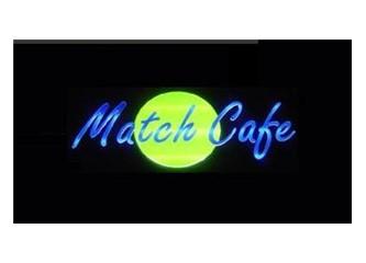 Blogcu buluşması için... Dostlar Match cafe' ye buyurun...