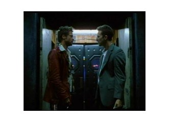 """""""You did not talk about Fight Club!"""""""