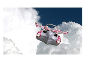 Arabam uçar gider