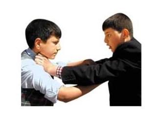 Okullarda şiddet engellenir mi?