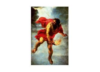 Prometheus'un(ilk devrimci) öyküsü