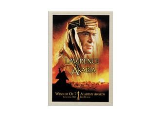 """Bu filmi seyredin: """" Lawrence of Arabia """""""