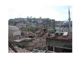 Tarihin donduğu yer: Safranbolu