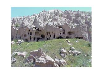 Büyülü dünyam: Kapadokya